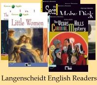 Black Cat Readers Langenscheidt